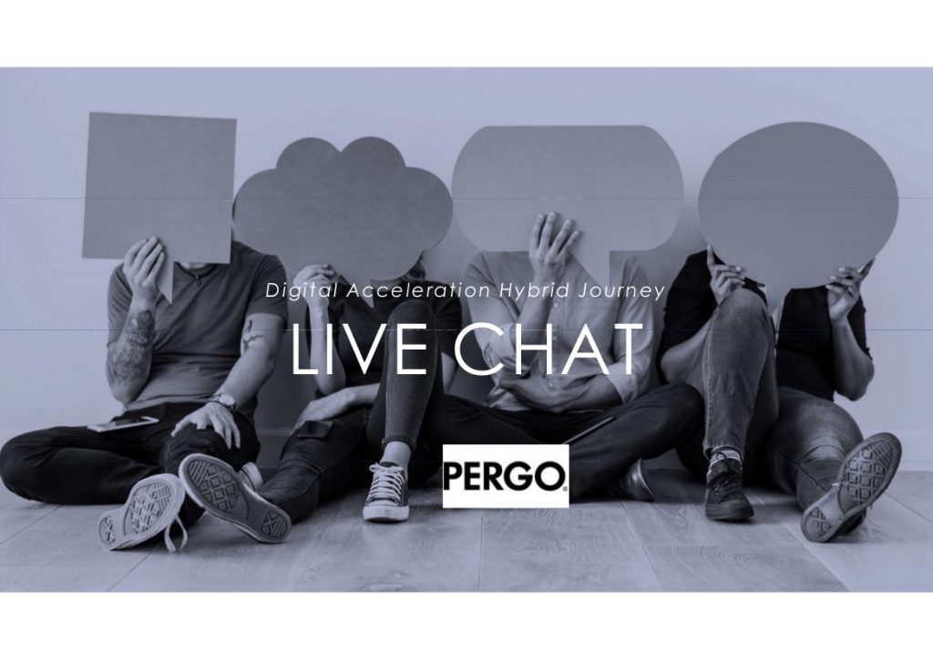 Pergo, LIVE chat